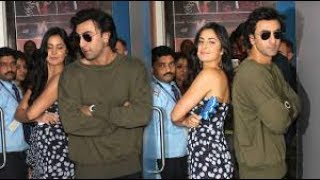 Ranbir Katrina AWKWARD Moments At Jagga Jasoos Promotions