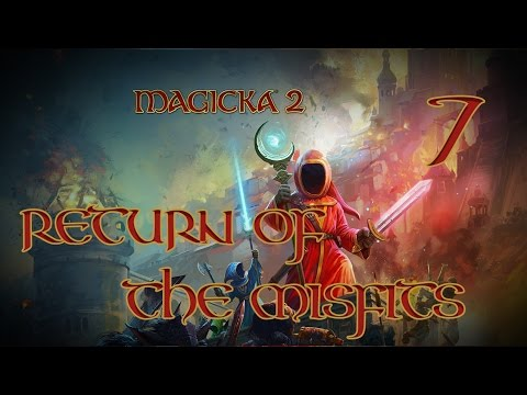 Return of the Misfits - Let's Play Magicka 2 Co-Op Episode 7: Big Lobsters |