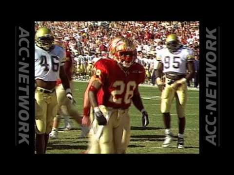 Warrick Dunn:  Florida State (2006)