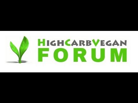 deutschsprachiges high carb vegan forum geht online!