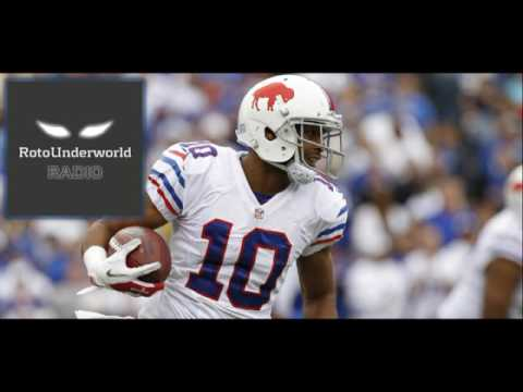 Wide receiver Robert Woods time is now with the Los Angeles Rams