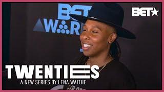 "Lena Waithe On Struggling In Her Twenties & Working On Last Season of ""Girlfriends""   InMyTwenties"