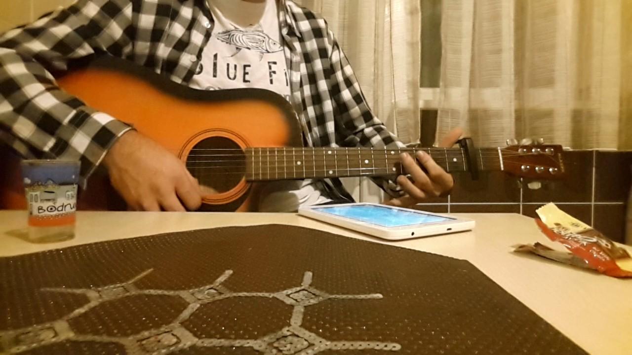 DOĞUM GÜNÜN KUTLU OLSUN ( Akustik gitar cover )