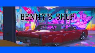 GTA Benny