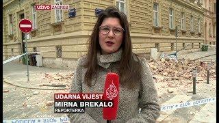 Brekalo: Ogromne štete od zemljotresa u Zagrebu