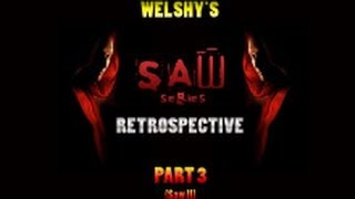 Welshy:Saw Retrospective Part 3 (Saw II)