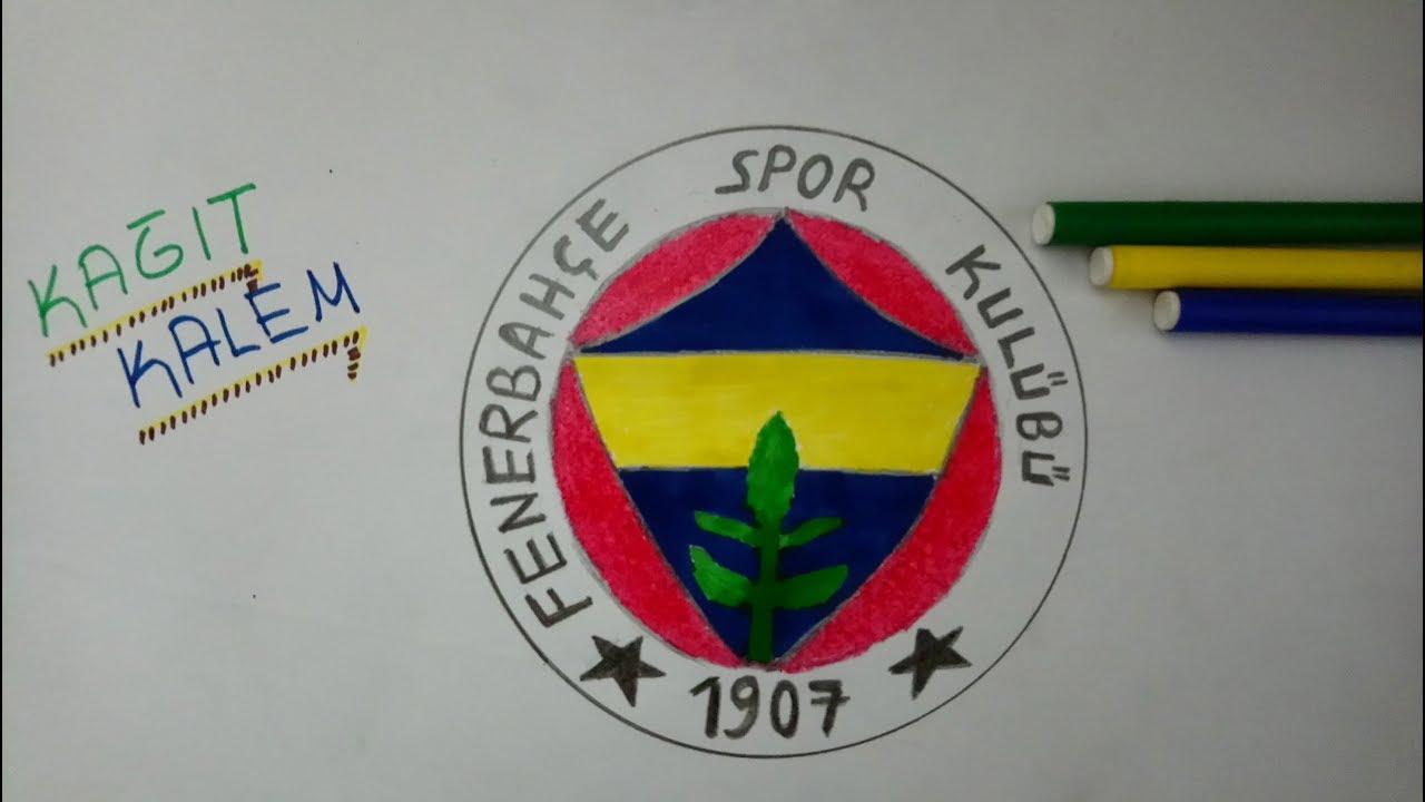 Fenerbahçe Logo çizimi Fenerbahçe şükrü Saracoğlu 2018 Youtube