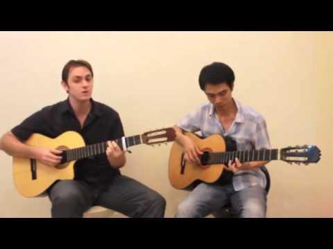 Cực thú vị  Nghe bài hát  Bụi phấn  song ngữ Anh   Việt   Kênh14 vn