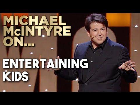 Entertaining Children | Michael McIntyre