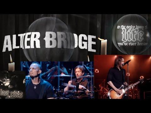 "Alter Bridge debut new song ""Last Rites""off new EP ""Walk The Sky 2.0"" ...!"