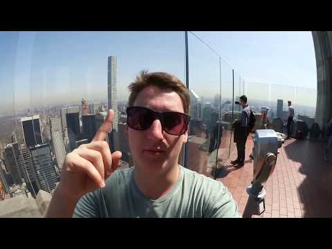 New York City 2017 - Top Of The Rock | NY-Tips & Tricks - Reise-Vlog Tag 4 Part 1