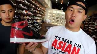 LIFE OF A SNEAKERHEAD | Fung Bros