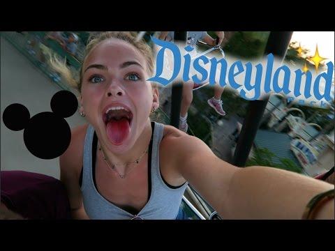 GOING TO DISNEYLAND! thumbnail