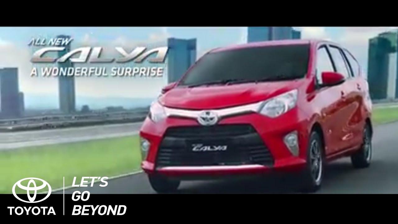 Judul Lagu Iklan Toyota All New Calya