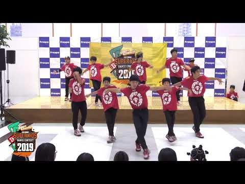 九州男児新鮮組 スーパーキッズ2019九州早期ゲストショー