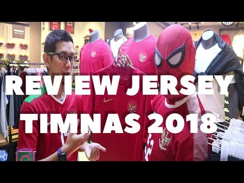 BELI DAN REVIEW JERSEY BARU TIMNAS INDONESIA NIKE 2018