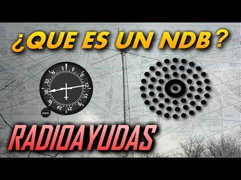 NDB | Radioayudas IFR |