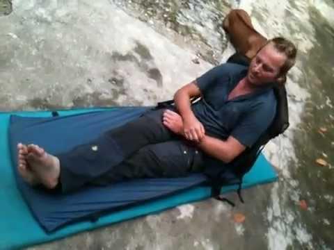 Radreise 2010 Therm A Rest Trekker Lounge Youtube