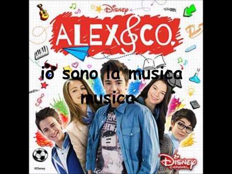 Alex&Co-Music Speaks-Traduzione Italiano