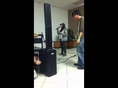 Unthinkable karaoke