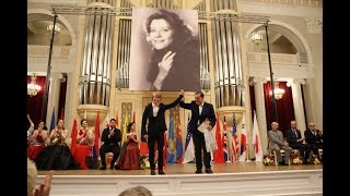видео Завершился первый тур конкурса молодых оперных певцов Елены Образцовой