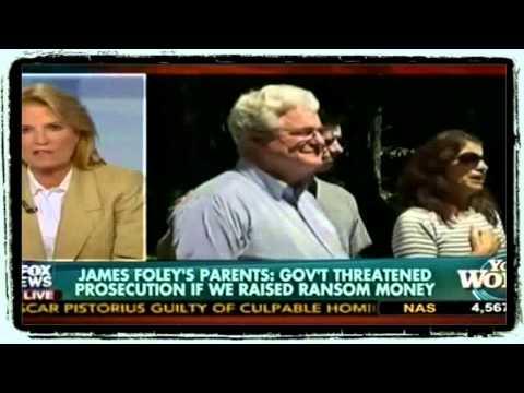James Foley's Parents  Gov't Threatened Prosecution If We Raised Ransom Money   Cavuto