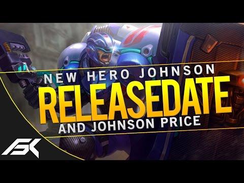Mobile Legends: NEW HERO JOHNSON RELEASE DATE & PRICE