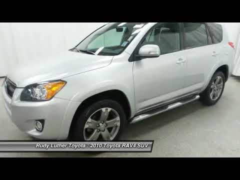2010 Toyota RAV4 Golden Valley,Minneapolis,Bloomington,MN W24310. Rudy  Luther Toyota