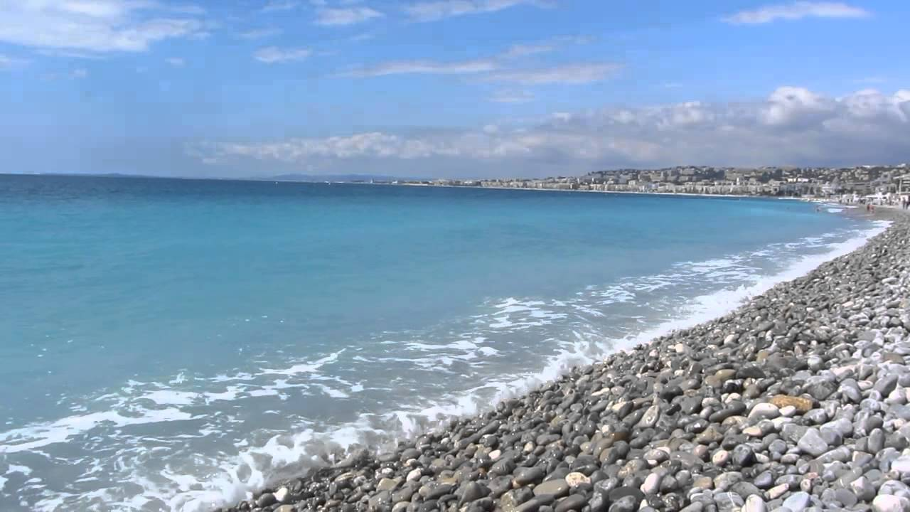 bord de mer nice 23 avril 2013 youtube. Black Bedroom Furniture Sets. Home Design Ideas