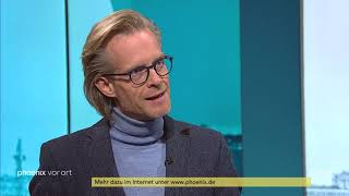 Prof. Volker Kronenberg zur Kriminalstatistik bei Partnerschaftsgewalt am 25.11.19