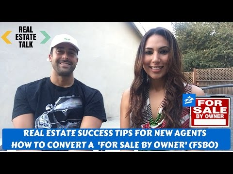 Real Estate Agent Tips: How to Convert a For Sale By Owner (FSBO) – Tips with Bryan Casella