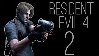 Matt McMuscles ✕『RSS』Resident Evil 4: Wii Edition (Part 02)