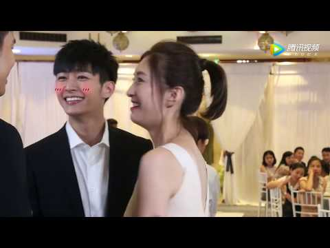 [720P] Special Shooting: Aaron Yan & Wallace Chung Shot The Funny Special Video 26.02.2018