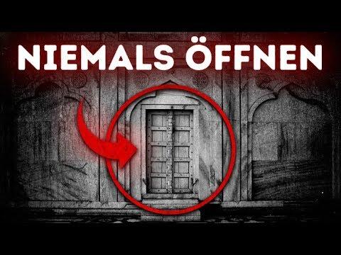 4 mysteriöse Türen,