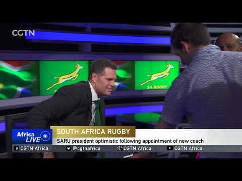 SA:  SARU president hopeful of Springbok hopes in near future