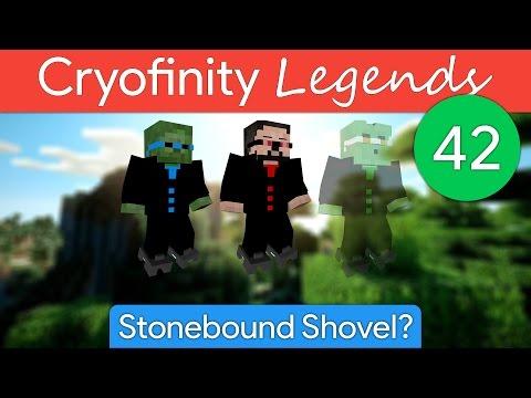 Cryofinity Legends EP42: Stonebound Shovel?
