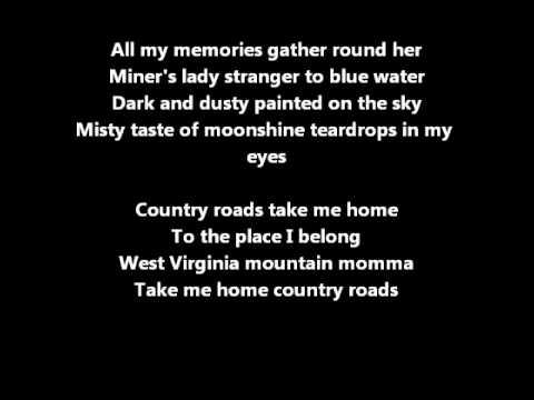 Hermes House Band - Take Me Home Country Roads lyrics - YouTube