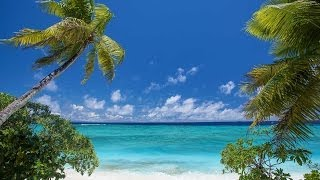 1 HOUR ON THE MOST BEAUTIFUL ISLAND EVER Slow-TV Relaxation Video 1080p