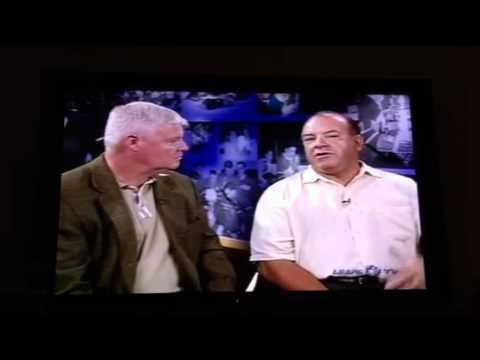 Bowman talks about Glenn Hall