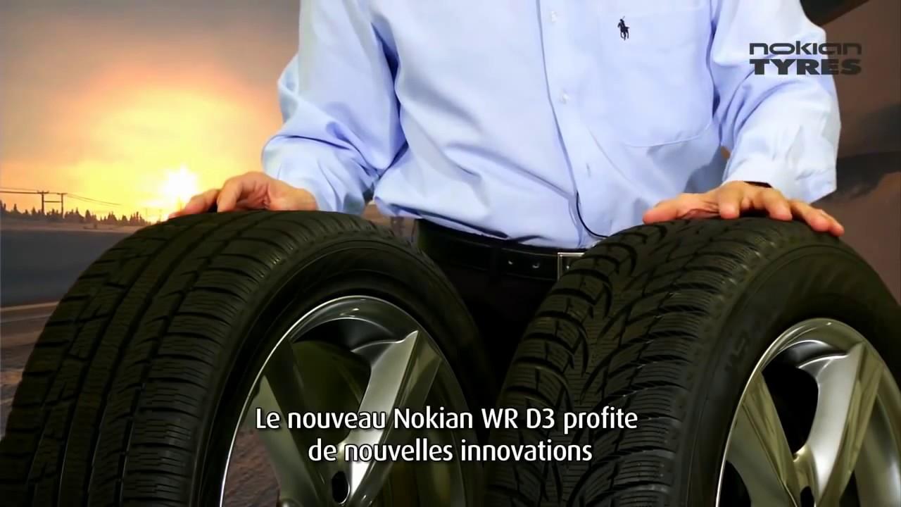 nokian wr a3 wr d3 youtube. Black Bedroom Furniture Sets. Home Design Ideas