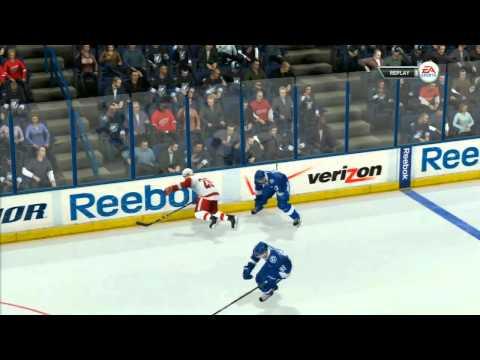 Точка зрения NHL 12 (рецензия, обзор)