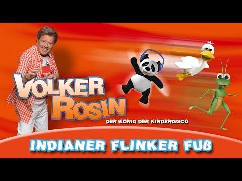 Volker Rosin - Indianer Flinker Fuss