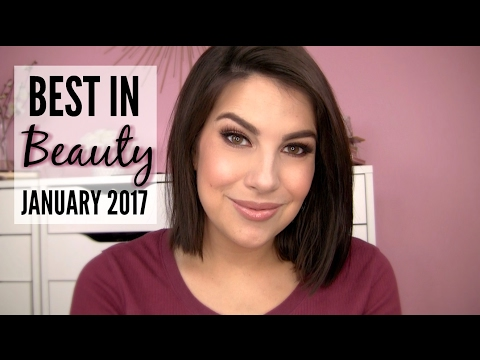 Best in Beauty + Duds! January 2017 thumbnail