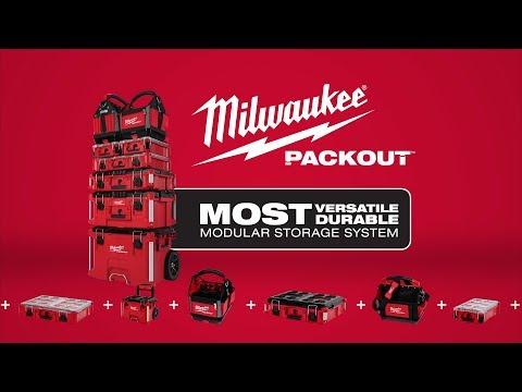 Milwaukee® PACKOUT™ Modular Storage System