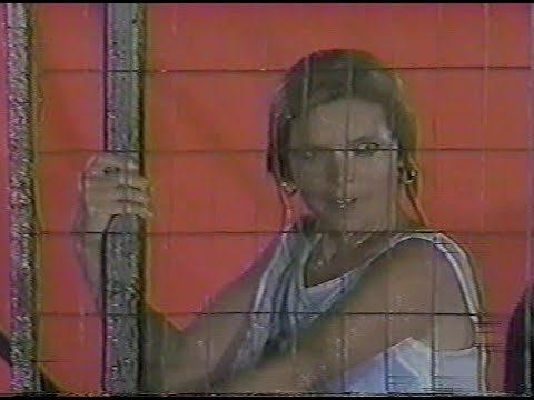 Meredith Baxter Caged in a Dunk Tank