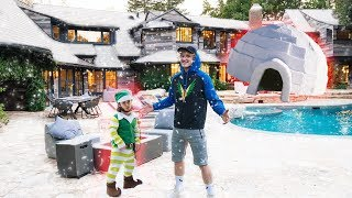 Logan Paul Best Moments in his own Snow in LA ❄️
