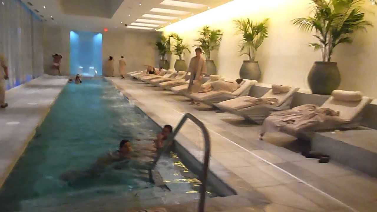 Fountainebleau Hotel Health Club And Lapis Spa