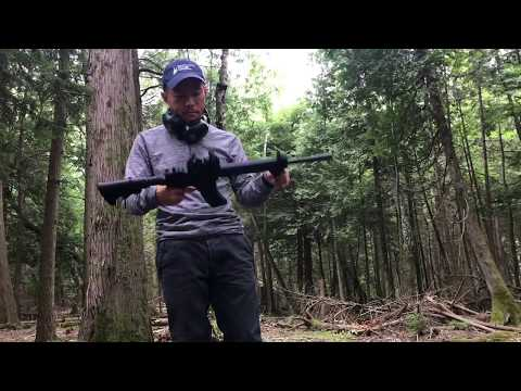 Chad shoots Smith & Wesson M&P®15-22 SPORT™