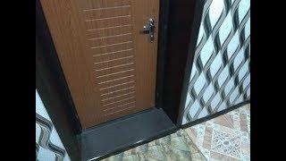 как сделать откос на входную дверь своими руками