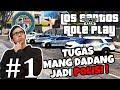 Download PATROLI PERTAMA MANG DADANG JADI POLISI KETEMU EMS JADI JADIAN ! - EPISODE 1